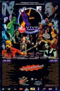Vive Latino 1998 Edit