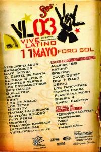 ViveLatino2003 Edit