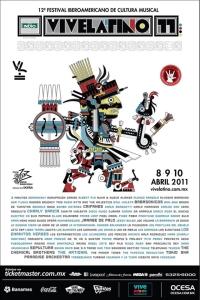 ViveLatino2011 Edit